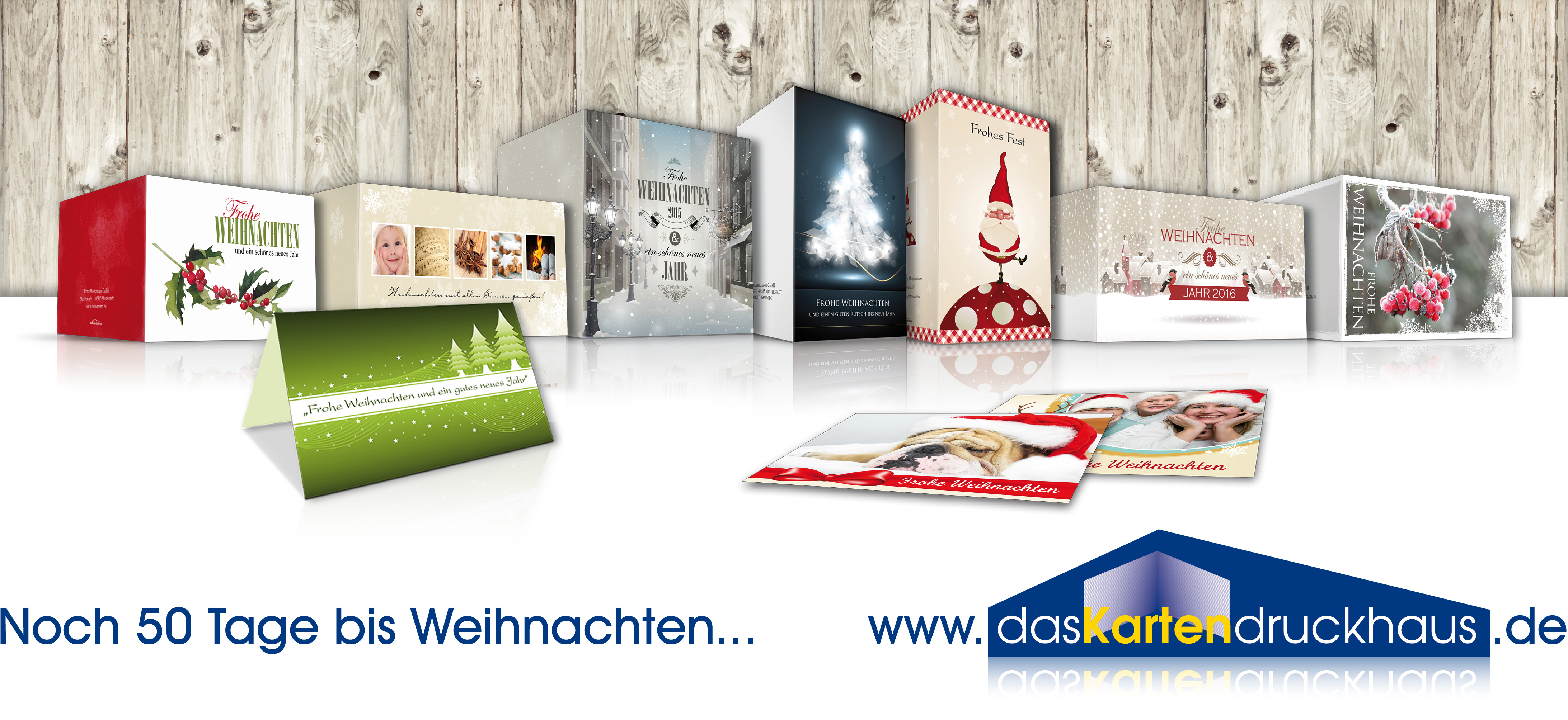 50 tage bis weihnachten daskartendruckhaus magazin. Black Bedroom Furniture Sets. Home Design Ideas