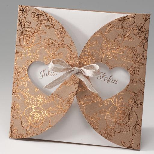 Premium Einladungskarten zur Hochzeit