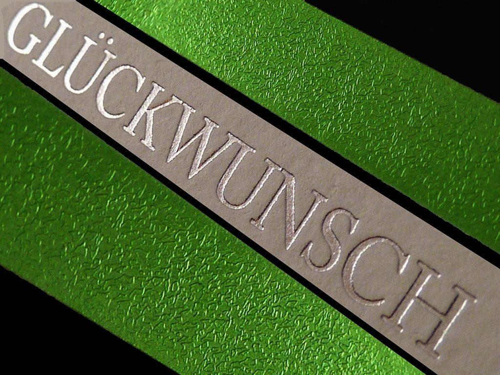 glueckwunschkarte