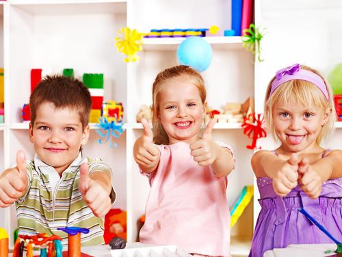 kinder in kindertageseinrichtung