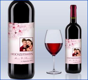 Flaschenetiketten Für Wein Oder Sekt Selbst Gestalten