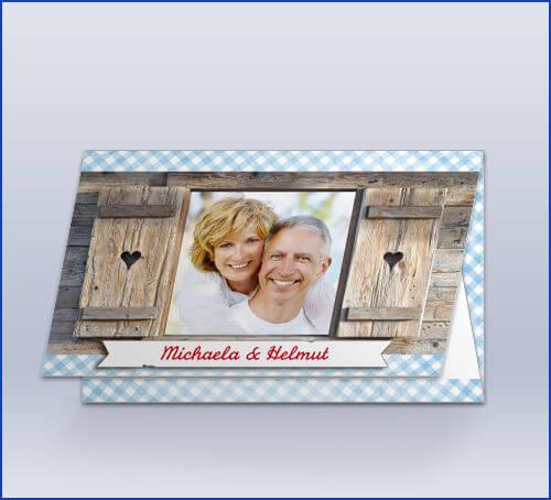 silberhochzeit einladungskarten • selber gestalten, Einladungsentwurf