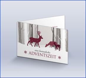 weihnachtskarten f r firmen online gestalten lieferung in. Black Bedroom Furniture Sets. Home Design Ideas