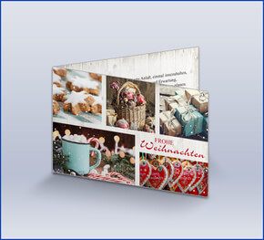 weihnachtskarten f r firmen online gestalten lieferung in 1 3 tagen. Black Bedroom Furniture Sets. Home Design Ideas