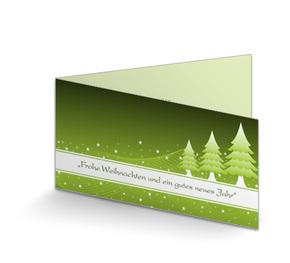 weihnachtskarte tannenzweige easymodus f r vorlage. Black Bedroom Furniture Sets. Home Design Ideas